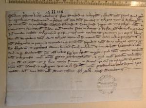 Dijon, Archives départementales de la Côte d'Or (www.archives.cotedor.fr), 15 H 146, pièce 51  (Réutilisation soumise à conditions)
